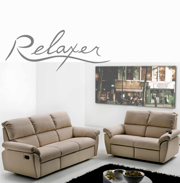 Relaxer Sofa Collection